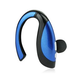 Chinese  New X16 single side car sports bluetooth wirless headset stereo 4.0 manufacturers