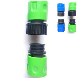 quick hose 2018 - Quick release Garden Hose Pipe Adapter Connector Fast Connect