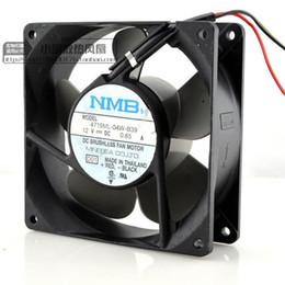 12 Cm Fan Australia - For NMB 12038 fan DC12V aluminum frame 4715ML-04W-B39 12 cm