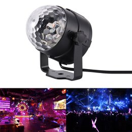 Stage Lighting Effect Creative Dropshipping Projector Christmas Light Effect Party Music Lamp Led Stage Light Disco Lights Dj Disco Ball Sound Activated Laser