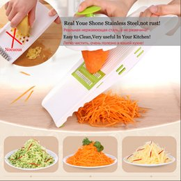 Cutter vegetable diCer online shopping - New Design Peeler Grater Vegetables Cutter With Stainless Steel Blade Carrot Grater Onion Dicer Slicer Kitchen Accessories