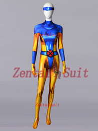 $enCountryForm.capitalKeyWord NZ - 2018 New Jean Grey Costume X-men Phoenix Costume Spandex Halloween Cosplay Superhero Zentai Suit For Adult Kids Custom Made Free Shipping