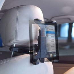 "Tablet Inches Australia - DOXINGYE,Car Back Seat Headrest Mount Holder For Apple iPad 1 2 3 4 Tablet for all 7-11"" inches tablet Pcs"