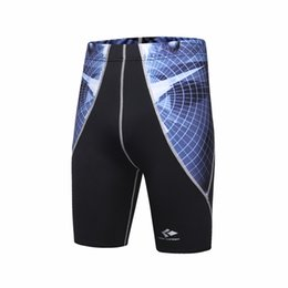 Wear Compression Shorts NZ - Guangzhou Fengrui Cody Lundin Garments 3d Printing Men Training Compression Tights Shorts for Running Wear