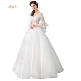 Sparkly Ball Gown Princess Wedding Dress UK