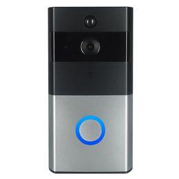 China Z-BEN 720P IP Video Intercom WI-FI Video Door Phone 1.0MP Door Bell WIFI Doorbell Camera For Apartments IR Alarm Wireless Security Camera cheap video camera wi fi suppliers