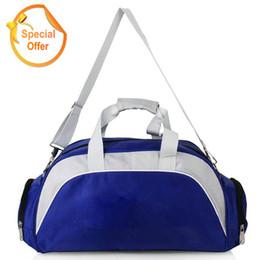 17d7b0c72b4 Super light unisex gym sport bag women waterproof oxford travel duffle bag  men single shoulder fitness bags women crossbody