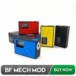 bottom feeder box mod NZ - S-Rabbit Squonk BF Box Mod soft Bottle Bottom Feeder Mech Mod RDA Electronic Cigarette with 8ML Silicone BF Bottle DHL Free
