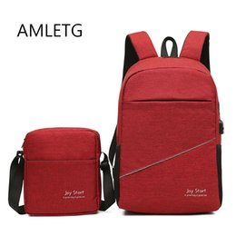 Discount school tote bags for girls - 2018 Anti-thief USB Bagpack 15.6inch Laptop Backpack for Women Men School Backpack Bag for Boy Girls Male Travel Tote