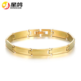 $enCountryForm.capitalKeyWord Canada - Fashion Jewelry Link Chain Bracelets Bangles High Quality Copper Chain bracelet Fashion Jewelry For Women For Party Daily Wear Gift