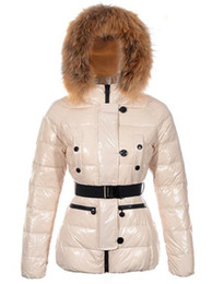 $enCountryForm.capitalKeyWord Australia - Famous Brand long down Jacket For Women Fashion Coat winter ski suit Real fur hooded Woman Clothes Top Brand Luxury For Sale