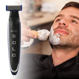 Men USB Rechargeable Cordless Electric Razor Shaver Trimmer Birthday Festival Gift