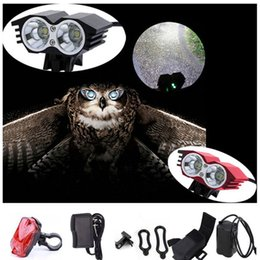 $enCountryForm.capitalKeyWord NZ - Bike Light X2 CREE XM-L T6 LED 5000Lumen Cycling Lamp HeadLight Headlamp 3 Modes with 18650 Battery Bicycle Accessory