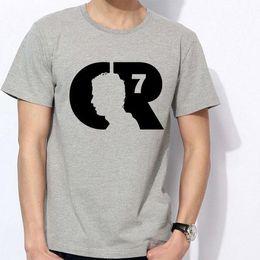 6830b994ccb7 Ronaldo t shiRts online shopping - Men s Short sleeve t shirt CR7 Cristiano  Ronaldo Portugal