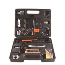 ElEctric convErsion kit bicyclEs online shopping - 26 in Bicycle Repair Tool Kit Multi Functional Bicycle Maintenance Tools with Handy Bag For Electric Bike Conversion Kit
