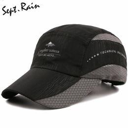 Motorcycle Ball Caps Australia - 2017 Unisex Casual Adjustable Baseball Caps Motorcycle Cap Hat Quick Dry Men Women Casual Summer Hat