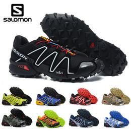 a76390125f62 Zapatillas sneakers hombre online shopping - 2019 Salomon Speed cross cs  III Men running Shoes sports