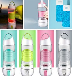 $enCountryForm.capitalKeyWord NZ - Gadget LED DIDI Smart Bottle Humidifier Beauty Cup SOS Emergency LED light sports outdoor water mug Remind Drink Kettle Cups with box