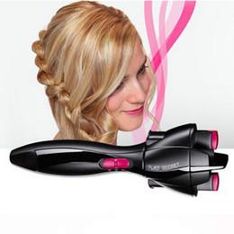 $enCountryForm.capitalKeyWord Australia - New Automatic Hair Braider Styling Tools Smart Quick Easy DIY Electric Two strands Twist Braid Maker Hair Braider Machine