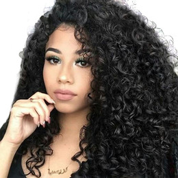 Discount cheap lace front human hair wig - Lace Front Human Hair Wigs For Black Women Kinky Curly Lace Front Wigs Cheap Brazilian Human Hair Wig With Baby Hair Fre
