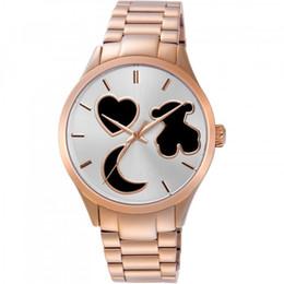 Discount quartz butterfly watch women - Hot sale brand diameter 35mm Modern Casual watch luxury watch classic women Watches clock Relogio brand Wristwatches