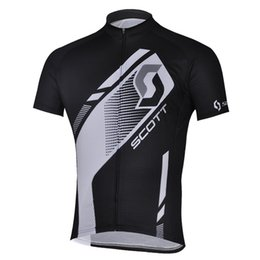 $enCountryForm.capitalKeyWord NZ - Men's Cycling Short Sleeves jersey Summer 2019 SCOTT team Thin Short Sleeve Bicycle Breathable Clothing Quick Dry Mountain Bike wear 61211