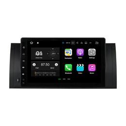 "Gps Hd Australia - 1024*600 HD 9"" Android 7.1 Car Radio GPS Multimedia Head Unit Car DVD for BMW M5 E39 X5 E53 With 2GB RAM Bluetooth 4G WIFI Mirror-link"