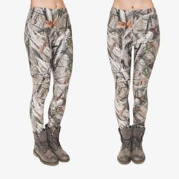 $enCountryForm.capitalKeyWord Canada - DHL FREE!! 10pcs lot Camo Branches Leggings 3D Printing Legging Stretchy Trousers Casual Slim Capri Leggings Women Yoga Work out pants