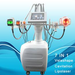 Bio slim lipo machine online shopping - laser weight loss velashape machines for home rf vacuum slimming machine lipo laser cavitation BIO large handle
