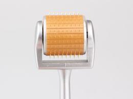 $enCountryForm.capitalKeyWord Australia - dhl free shipping 192 Pins ZGTS Luxury Titanium Micro Needle Derma Roller Meso Roller For Acne Scar Freckle