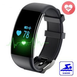 $enCountryForm.capitalKeyWord UK - Smart Wristband Blood Pressure Bracelet Oximeter Band Bluetooth Fitness Tracker DF30 Heart Rate Waterproof For iOS Android Men Women