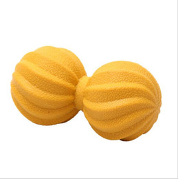 Muscle Massage Ball Australia - Trigger Point massage balls yoga workout exercise balls Deep muscle relaxation peanut ball for foot arm band spikey ball
