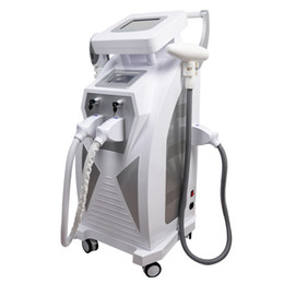 $enCountryForm.capitalKeyWord UK - High Quality !!! OPT SHR IPL Painless Hair Removal Q Switch Nd Yag Laser Tattoo Removal RF Skin Rejuvenation Machine For Salon Clinic Use