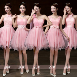 Sweet Memory prom dress one shoulder Bridesmaid dresses bride sister guests wedding  party Bridesmaid dress SW0013 cdc16c79d7ab