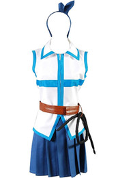 Discount fairy tail lucy heartfilia cosplay - Fairy Tail Lucy Heartfilia Cosplay Costume