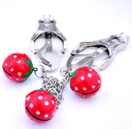$enCountryForm.capitalKeyWord Australia - New Japanese Clover Clamps Nipple clips Nipple Clamp BDSM Bondage Games Accessories Sex Toys Adult Products for women