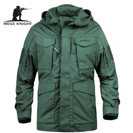 ac7ec47ea8f34 M65 arMy jacket online shopping - Mege Brand M65 Military Camouflage Male  Clothing US Army Tactical