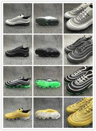 2018 sale of VAUTORM97 hybrid 3M shoes, black gold, gold, silver, white, Japanese men's women's soft water sports shoes.