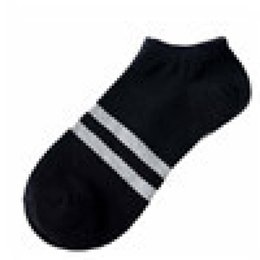 $enCountryForm.capitalKeyWord UK - feitong 2018 New Arrival Double Striped Socks Women 1Pair Unisex Comfortable Stripe Cotton Sock Slippers Short Ankle Socks