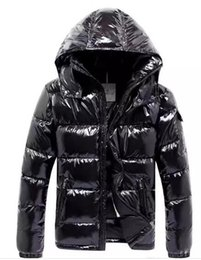 Mens forMal shorts online shopping - Mens brand jacket new famous designer brand top quality white duck men down coat Men s Down Parkas luxury warm outwear Down Coat matte