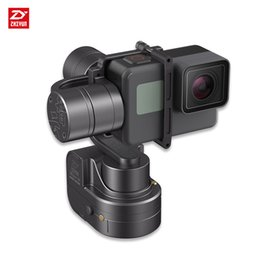 action camera gimbal 2019 - New Upgraded Zhiyun Rider-M 3-Axis Wearable Handheld Gimbal Stabilizer APP Control for  Hero Xiaomi SJCAM Action Camera