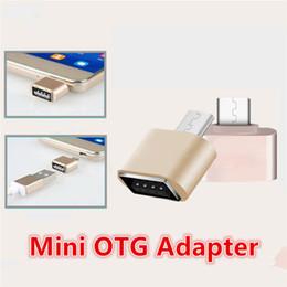$enCountryForm.capitalKeyWord NZ - Mini Micro USB To USB 2.0 OTG Adapter Converter Aluminum Alloy For Android Phones Samsung Huawei Tablets