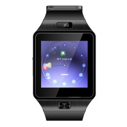 Teeth Music NZ - Business Anti-lost Smart Watch Phone Function Remote Camera TF Card Support Blue Tooth Music Player Pedometer Luxury Wristwatch