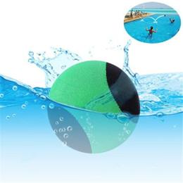 $enCountryForm.capitalKeyWord NZ - Water Bouncing Ball for Pool Sea Fun Water Sports Game Anti-cracking Soft Surf Skimming Jumper Pool Sport Ball