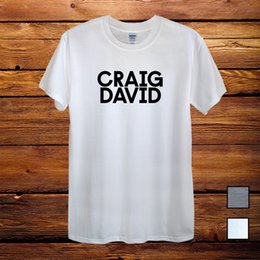 $enCountryForm.capitalKeyWord Australia - Craig David Singer Gift Top Design T-Shirt Men Unisex Women Funny free shipping Unisex Casual gift