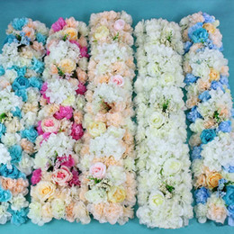 $enCountryForm.capitalKeyWord Australia - flower wedding Road lead flowers long table centerpieces flower Arch door lintel silk rose wedding party backdrops decoration