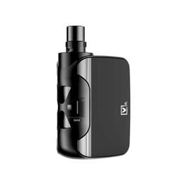 Viva Kita Fusion 50 Вт 1500 мАч Электронный комплект для пуска для сигарет (черный) Трехуровневый дисплей питания и 100% оригинал