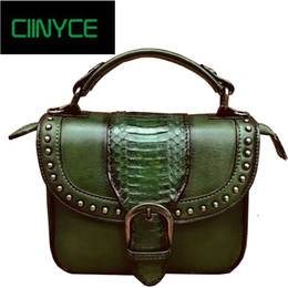 2fc49fa4c Discount original branded handbags - 2018 New Original Brand Women's  Vintage Genuine Cow Leather Small Handbags