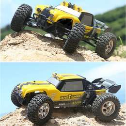 "Green Truck Cars Australia - New Hot sales Toys RC Car HBX 12891 1 12 2.4G 4WD Waterproof Hydraulic Damper RC Desert Buggy Truck with LED Ligh ""VS"" WL A959"