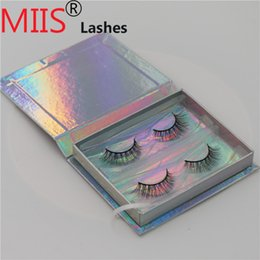 $enCountryForm.capitalKeyWord Canada - Grafted lashes, super soft, matte, naturally dense, flat hair, air planting one hundred percent mink hair false eyelashes box